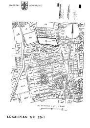 25-1 Del af arealet mellem Vestergade, Kirkestgræde og Lærkegade
