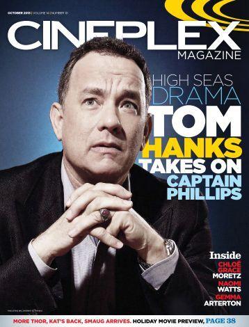 Cineplex Magazine October2013