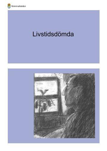 Livstidsdömda - Kriminalvården
