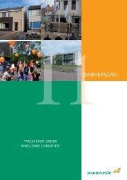 Jaarverslag 2011 verkort - Woonveste