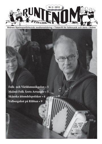 Folk - Portal för Folkmusik i Skåne