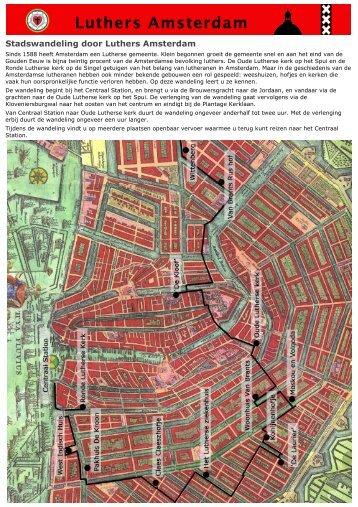 Printversie wandeling (PDF) - Evangelisch-Lutherse Gemeente ...