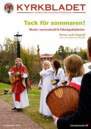Sommar 2011 - Svenska kyrkan
