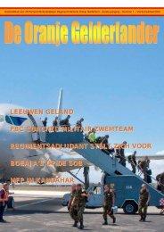 Nummer 1 - 45 PAINFBAT Oranje Gelderland