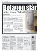 Småhusföretagen riktar skarp kritik mot regeringen - 14 dagar - Page 4
