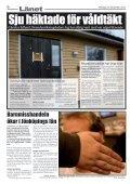 Småhusföretagen riktar skarp kritik mot regeringen - 14 dagar - Page 6