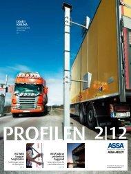 Profilen nummer 2, 2012 - Assa