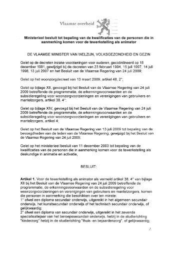 20091209 MB kwalificaties animatiewerking.tif - Vlaams Agentschap ...