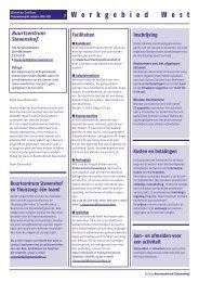 voor een overzicht van de activiteiten en diensten ... - Libertas Leiden