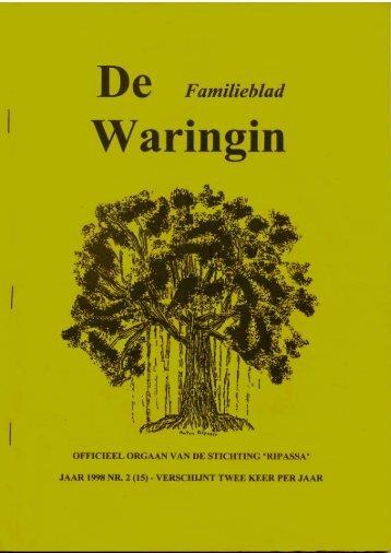 Waringin 15 1998-2