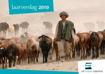 Jaarverslag 2010 - De Verre Naasten