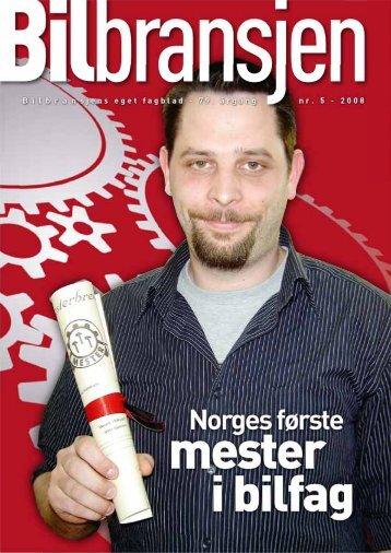 Norges første - Forsiden