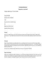 Sag nr. FV2012.0044 Poul Dahl Jensen - Arbejdsretten