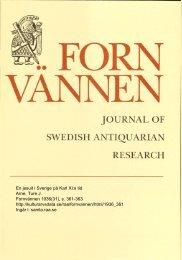 En jesuit i Sverige på Karl XI:s tid