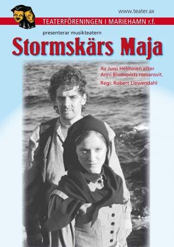 Läs programbladet - Teaterföreningen i Mariehamn