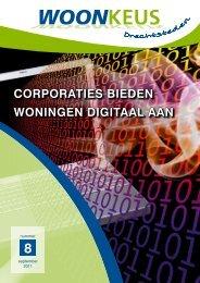 corporaties bieden woningen digitaal aan - Woonkeus Drechtsteden