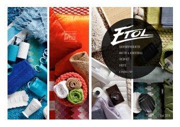 Kika i vår nya katalog för 2014 - Etol