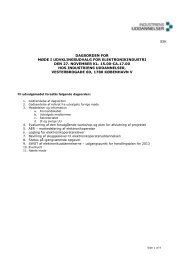 Dagsorden møde i UU elektronik 27. november 2012 - Industriens ...