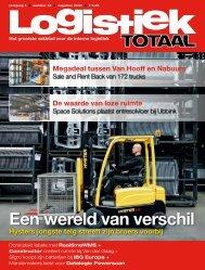 Logistiek Totaal augustus 2009