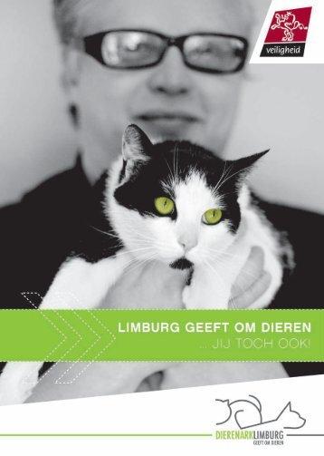 Limburg geeft om dieren