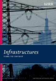 Infrastructures - Wetenschappelijke Raad voor het Regeringsbeleid