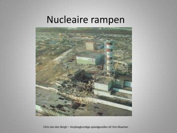 Nucleaire rampen