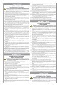 ce-konformitätserklärung - FAAC Fabbrica Automatismi Apertura ... - Page 2