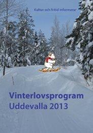 Vinterlov 13.indd - Uddevalla kommun