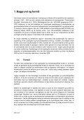 DK-model2009 - National Vandressource Model - Page 7