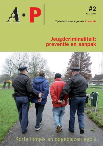 P - Tijdschrift over agressie preventie