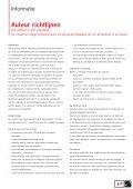 P - Tijdschrift over agressie preventie - Page 5