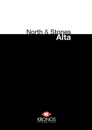 Catalogo NORTH&STONE Alta - Kronos