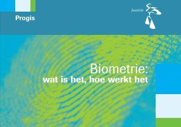 Biometrie: wat is het, hoe werkt het