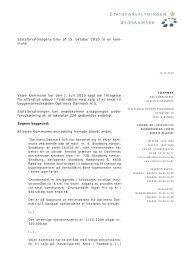 mune Vejen Kommune har den 1. juli 2010 søgt ... - Statsforvaltningen