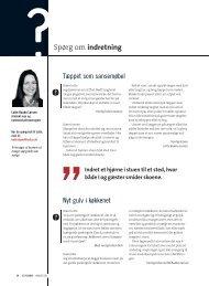 bedre hjem spørg om indretning nr 5 2011-1.pdf - Lotte Raabo Larsen