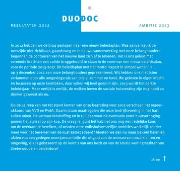 DuoDoc - Rijnhart Wonen
