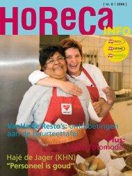 nr. 6 / 2008 - FNV Horecabond
