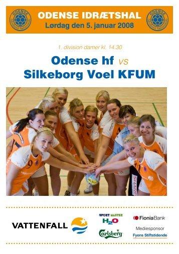 Se lørdagens kampprogram her - Odense Håndbold