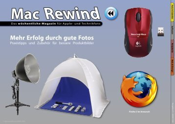 Mac Rewind - Issue 21/2008 (120) - ValueProducts24 Info-Website