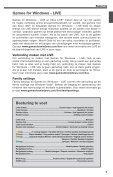 Inhoudsopgave - Page 5