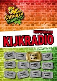 Download lesbrief - CinekidStudio