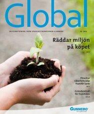 Räddar miljön på köpet - Gunnebo Group