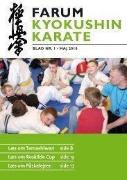 Maj 2010 - Farum Kyokushin Karate