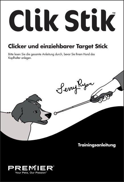 Clicker und einziehbarer Target Stick - Premier Pet Products, LLC
