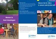 Wonen in Noord Groningen - De Zijlen