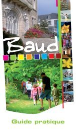 Guide pratique - Mairie de Baud