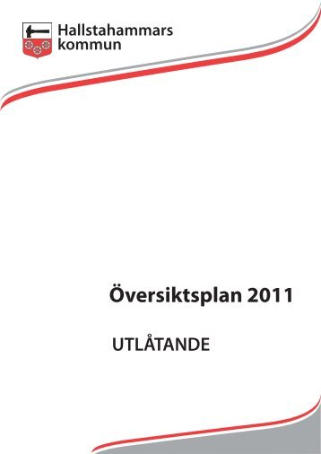 Översiktsplan 2011 - Hallstahammar