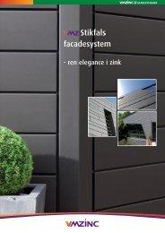 facadesystem - VM Zinc