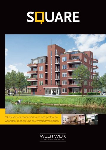 Download brochure - Square, Amstelveen