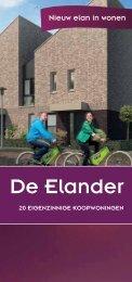 Brochure De Elander